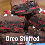 Oreo Stuffed Brownies (1)
