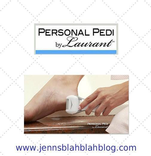 PersonalPediGiveawayBecky121914