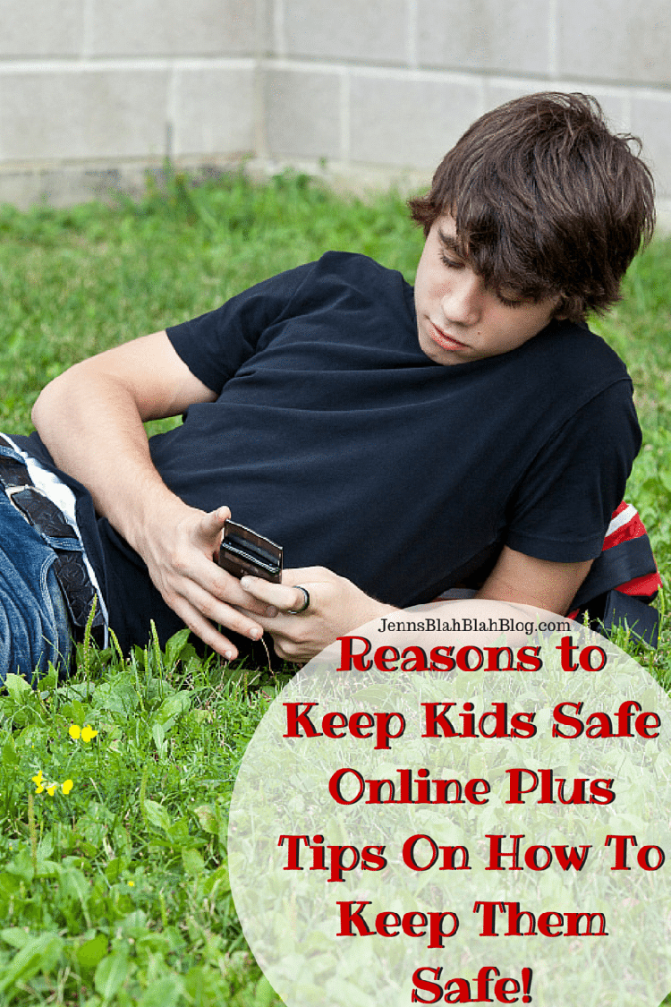 Reasons Keeping Kids Safe Online Is Important + Tips for Parents