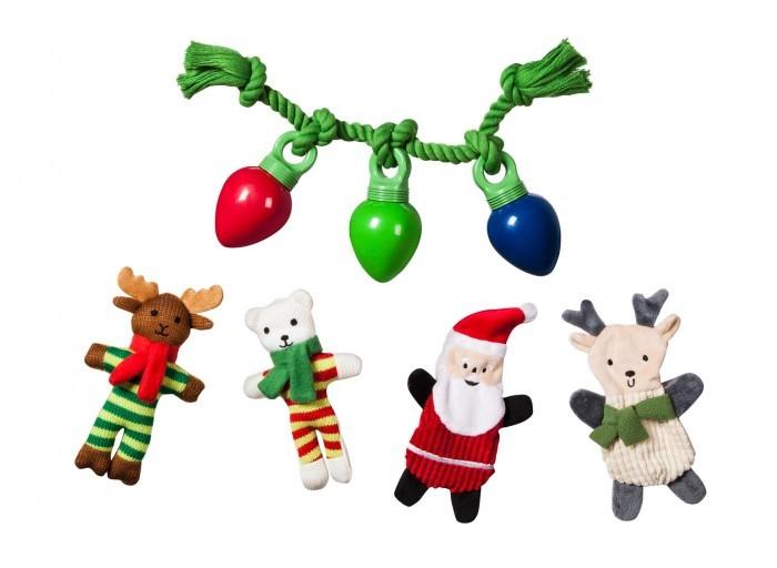 Target Assorted Dog Toys