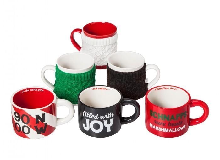 Target Holiday Mugs