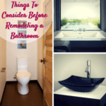 9 Things To Consider Before Remodeling a Bathroom