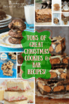 45 + Great Christmas Cookies and Bar Recipes You'll Love