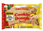 Nestle Tollhouse Rolled & Ready Cookie Dough