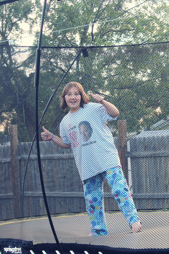 5 Health Benefits for Jumping on a Springfree Trampoline