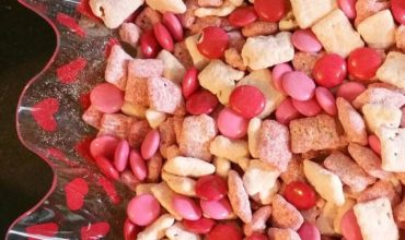 Valentines Day Muddy Buddies Recipe