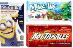 Sweeten Up your Day with Mike and Ike® and Hot Tamales®