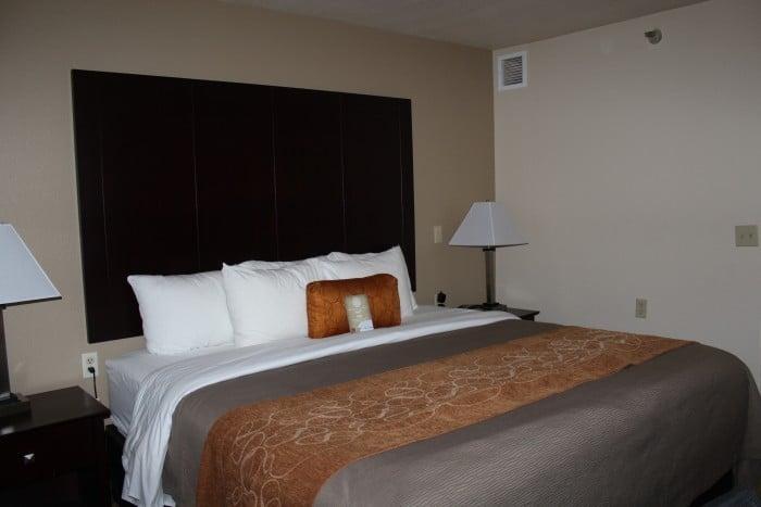 Comfort Suites Albuquerque, NM Hotel