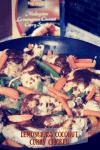 Lemongrass Coconut Curry Chicken Recipe