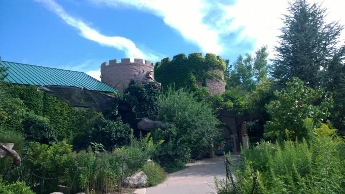 albuquerque, new mexico zoo