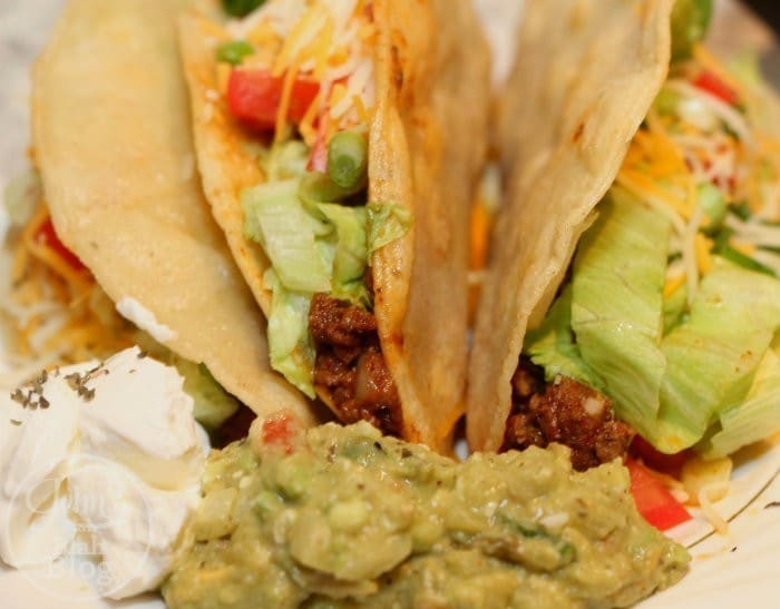 Easy Meat Tacos Recipe