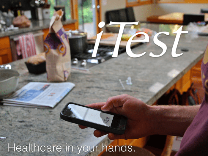 iTest - Healthcare in your hands 4