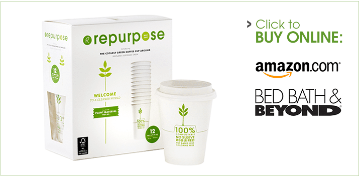 Help Save our Planet with Repurpose Compostables