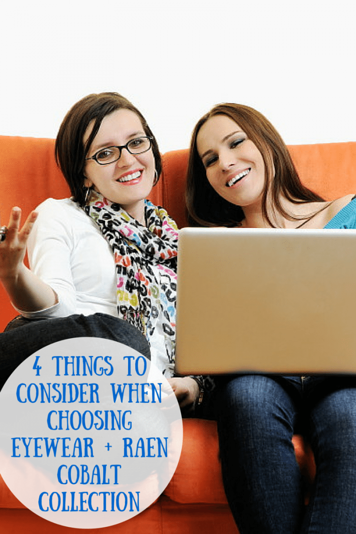 4 Things To Consider When Choosing Eyewear