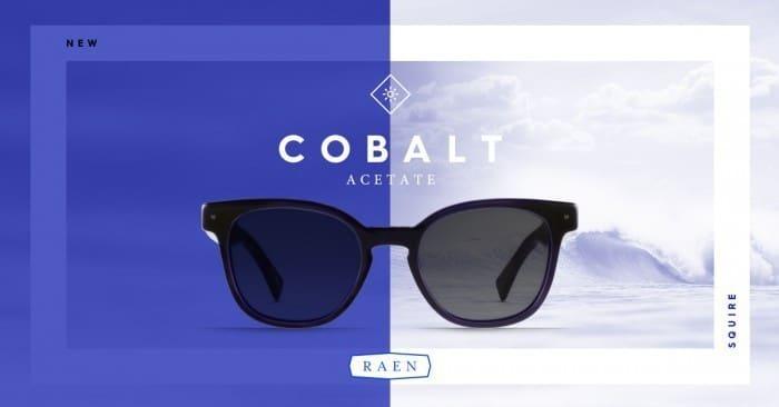 4 Things To Consider When Choosing Eyewear + RAEN Cobalt Collections