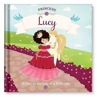 Take Your Princess on an Adventure with a Personalized Books