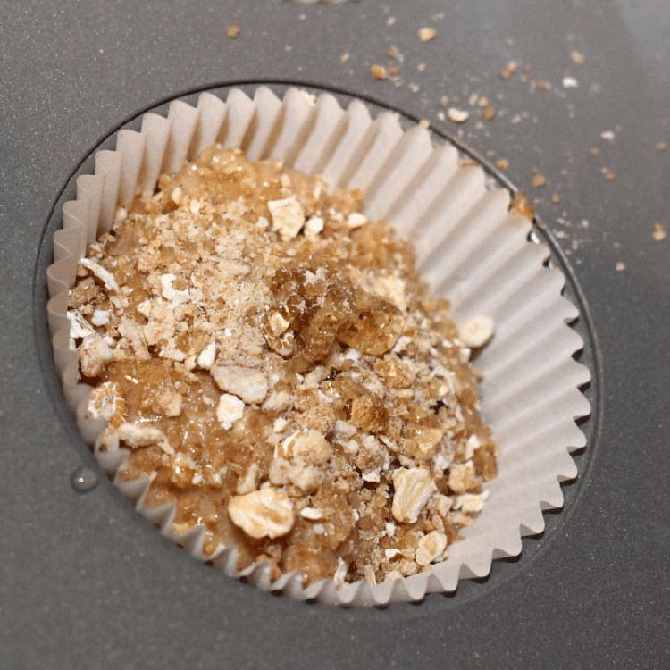 bran muffin topping
