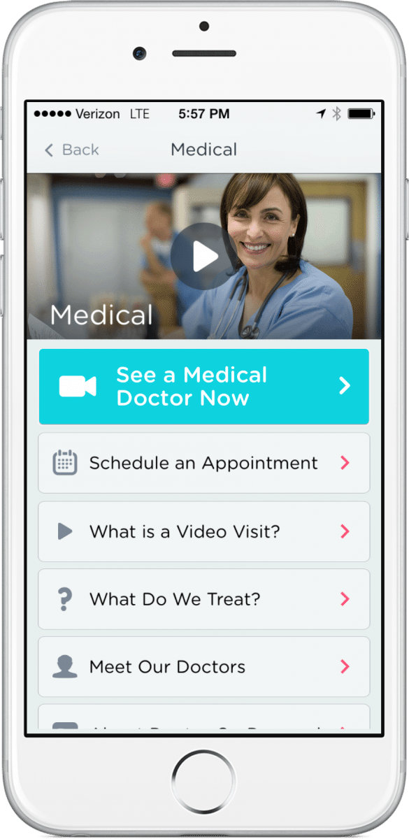 online doctors with doctor on demand