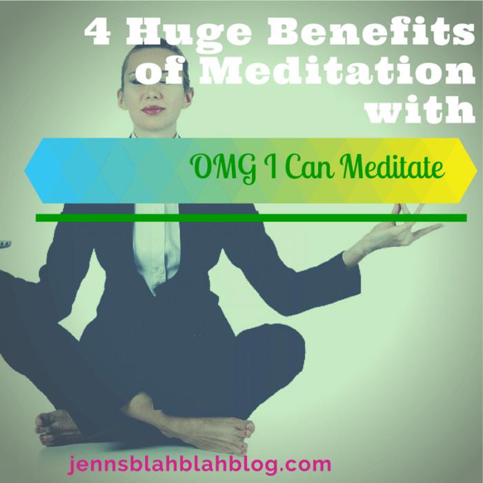 OMG I Can Meditate