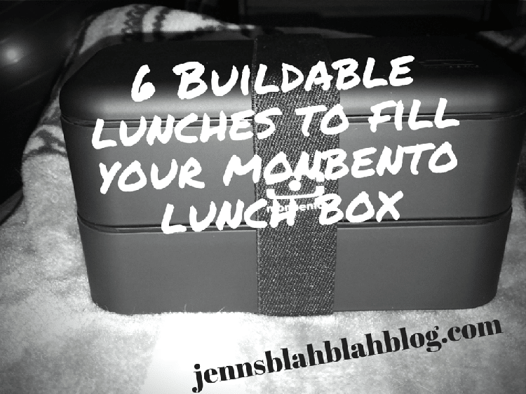 Monbento buildable lunches