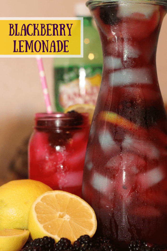 Blackberry Lemonaid