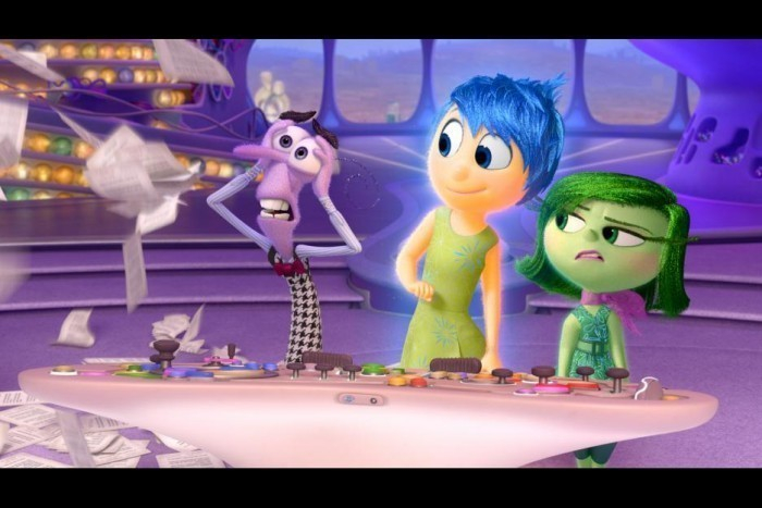 DisneyPixar Inside Out