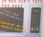 Cooking with Magic Chef Giveaway