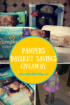 Daylight Savings Time and Baby Pampers Twitter Party & Giveaway