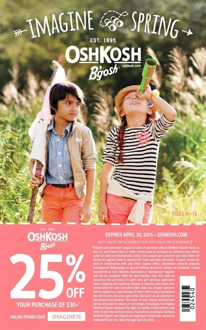 oshkosh bgosh coupon