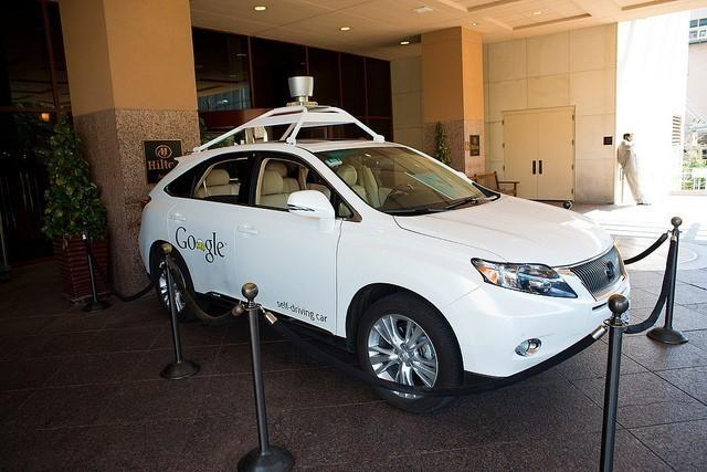 Self-driving cars not just a promise