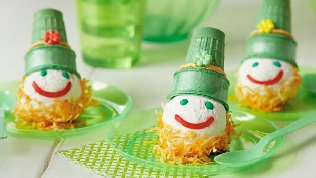 St. Patricks Day Happy Leprecones