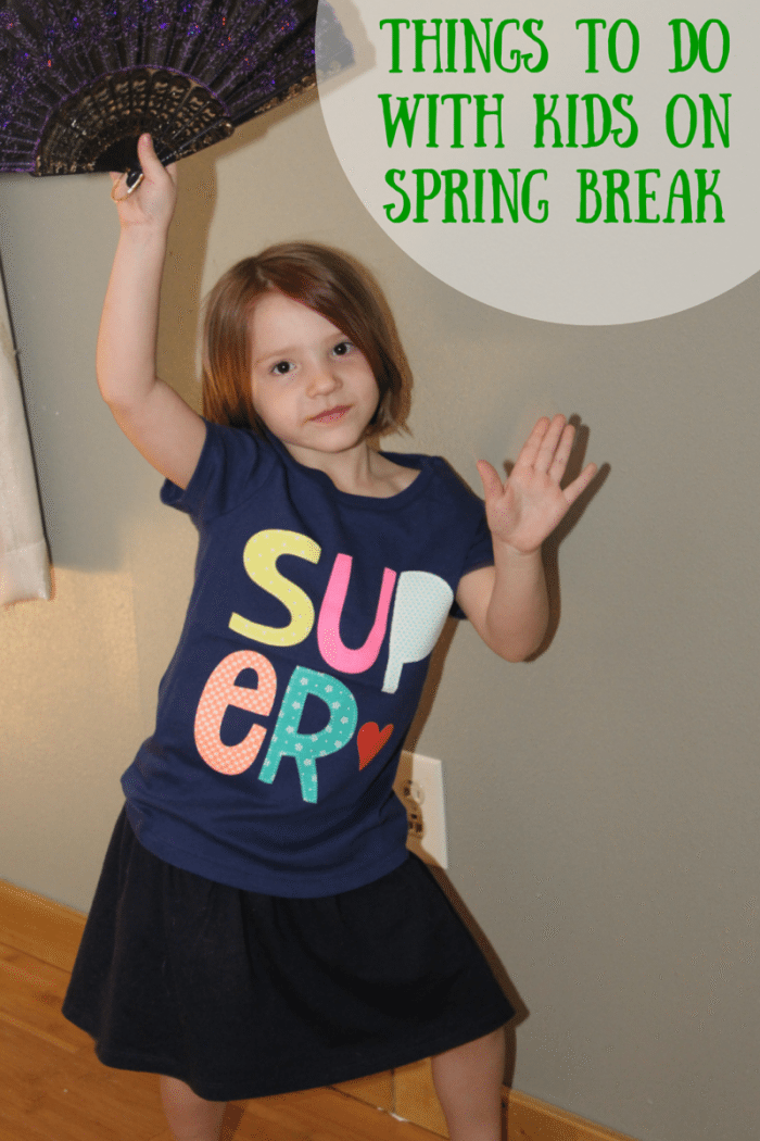 Things To Do With Kids On Spring Break