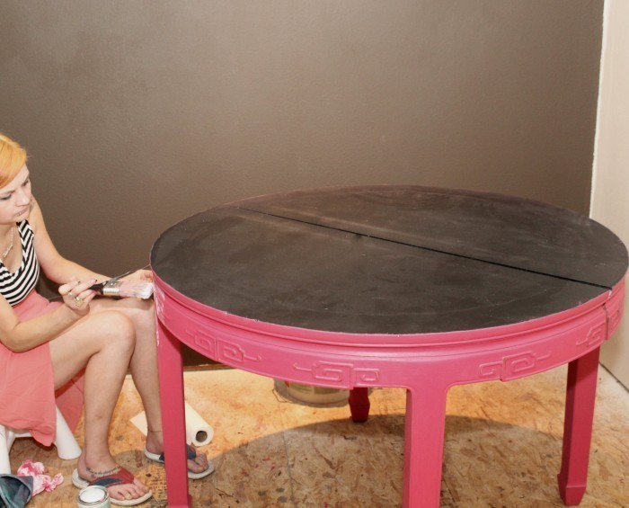 diy table project