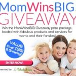 Enter To #Win The MomWins Big Giveaway
