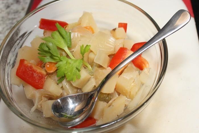 Silky Potato Soup