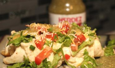 Looking For Dia Del Nino recipes? Try Smothered Chicken Chimichangas