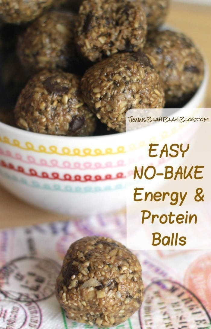 Easy Chocolate Protein Balls Recipe