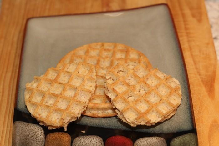 Kellogg's® Gluten Free Waffles™ bunny
