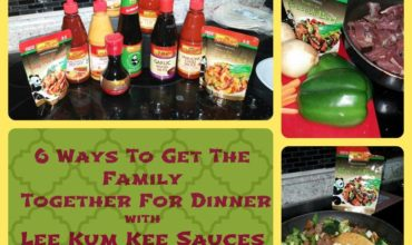 6 Tips To Get The Family Together For Dinner With Lee Kum Kee Sauces