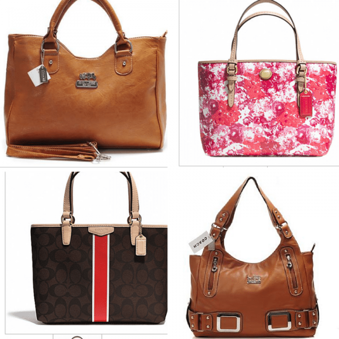 It's time to show readers our appreciation with the Monthly Reader Appreciation Coach Handbag Giveaway! Enter to win your choice of a Coach bag!