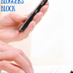 10 Secrets To Overcoming Bloggers Block