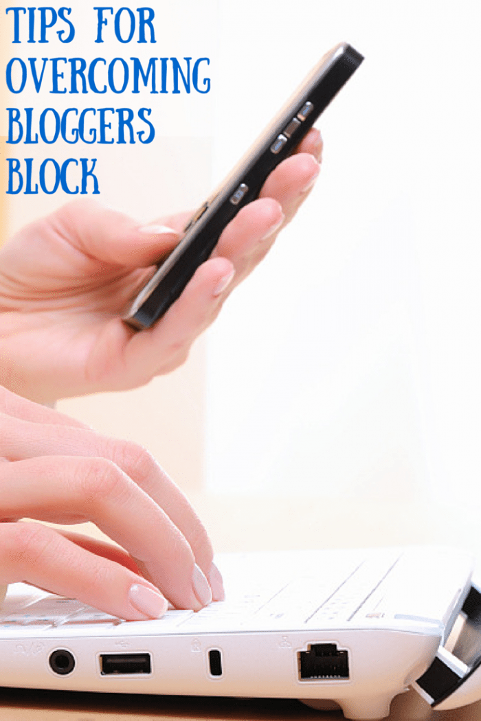 Tips For Overcoming Bloggers Block