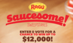 saucesome sweepstakes