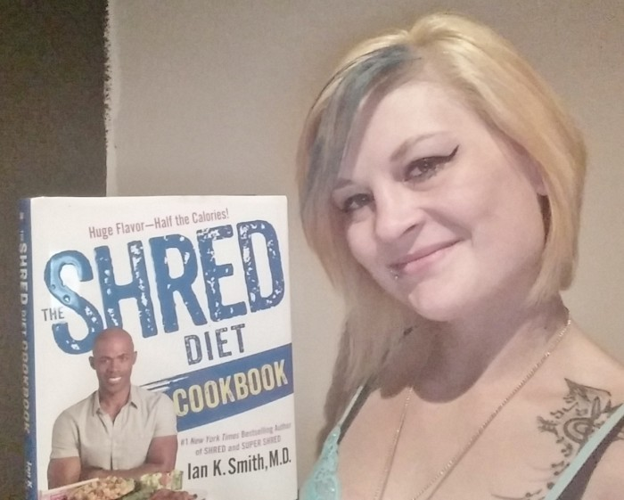 The SHRED Diet Cookbook