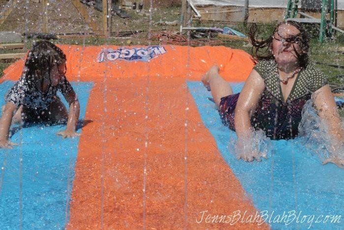 water side fun