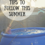 Six Pool Safety Tips To Follow This Summer