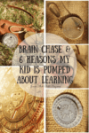 Brain Chase & 6 Reasons My Kid Is Pumped About Learning