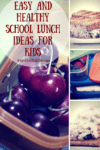 Easy Healthy School Lunch Ideas For Kids