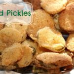 Tasty Fried Pickles Reicpe