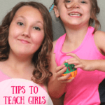Tips To Teach Girls To Love Themselves & Their Curls